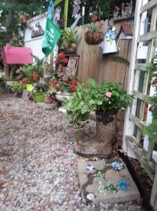 My 'retired' garden boots