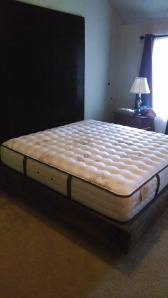 King size mattress-so far this has been the best damn mattress I have ever had!
