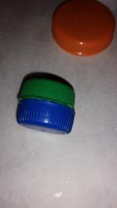 glued lids together