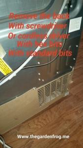 refrigerator maintenance