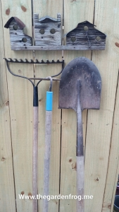 shovel, hoe, rake, beginner garden tools