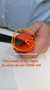 How to change a bad electrical cord plug end